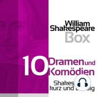 William Shakespeare Box