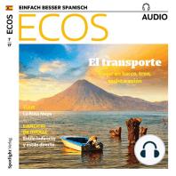 Spanisch lernen Audio - Öffentliche Verkehrsmittel