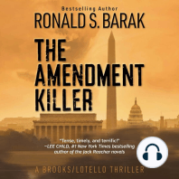 The Amendment Killer: A Brooks/Lotello Thriller