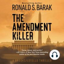 The Amendment Killer: A Brooks/Lotello Thriller