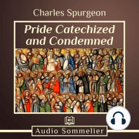Pride Catechized and Condemned