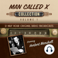 The Man Called X, Collection 1