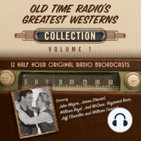 Old Time Radio's Greatest Westerns, Collection 1