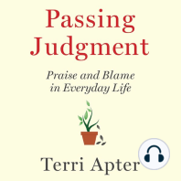 Passing Judgment