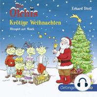 Die Olchis. Krötige Weihnachten