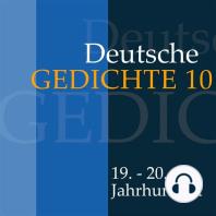 Deutsche Gedichte 10