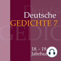 Deutsche Gedichte 7