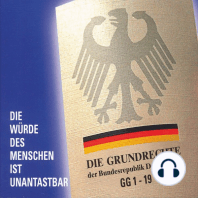 Die Grundrechte der Bundesrepublik Deutschland