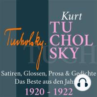 Kurt Tucholsky
