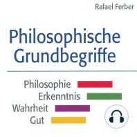Philosophische Grundbegriffe