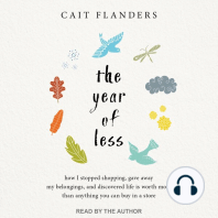 The Year of Less
