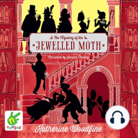 The Mystery of the Jewelled Moth