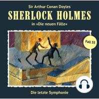 Sherlock Holmes, Die neuen Fälle, Fall 35