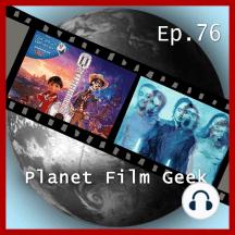 Planet Film Geek, PFG Episode 76: Coco, Flatliners
