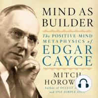 Mind as Builder