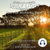 Daily Light for the Morning Path 365 Devotionals