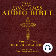 The King James Audio Bible Volume Two The Historical Books