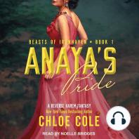 Anaya's Pride: A Reverse Harem Fantasy