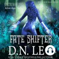 Fate Shifter - Spectrum of Magic - Book 2