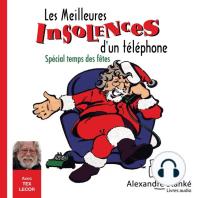 Les meilleurs insolences d'un téléphone