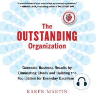 The Outstanding Organization