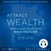 Attract Wealth While You Sleep