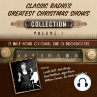 Classic Radio's Greatest Christmas Shows, Collection 1