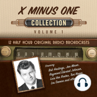 X Minus One, Collection 1
