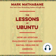 The Lessons of Ubuntu