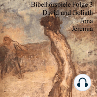 David und Goliath Jona Jeremia