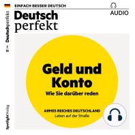 Deutsch lernen Audio - Geld und Konto