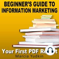 Beginner's Guide to Information Marketing