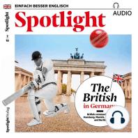Englisch lernen Audio - Briten in Deutschland