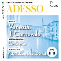 Italienisch lernen Audio - Venezia. Il carnevale