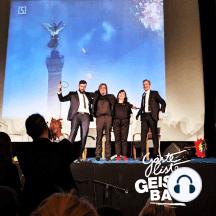 Gästeliste Geisterbahn, Folge 63: Der grosse Silvestervorbereitungskurs LIVE