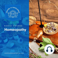 Homeopathy: Audio Course