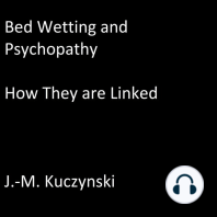 Bedwetting and Psychopathy