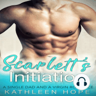 Scarlett's Initiation: A Single Dad and a Virgin Romance