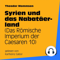 Syrien und das Nabatäerland