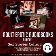 Adult Erotic Audiobooks Bundle
