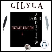 Erzählungen 4: Lazarus, Ruhe.