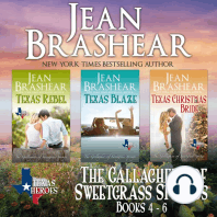 The Gallaghers of Sweetgrass Springs Boxed Set Two
