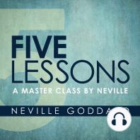 Five Lessons: A Master Class by Neville
