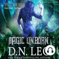 Magic Unborn - Spectrum of Magic - Book 4