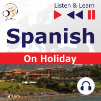 Spanish on Holiday