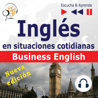 Inglés en situaciones cotidianas