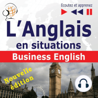 L'Anglais en situations