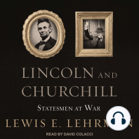 Lincoln and Churchill