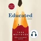 Audiolivro, Educated: A Memoir - Ouça a audiolivros gratuitamente, com um teste gratuito.