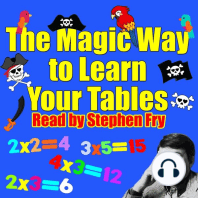The Magic Way to Learn Your Tables
